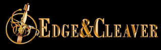 mark for EDGE & CLEAVER, trademark #85042874