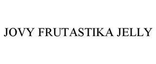mark for JOVY FRUTASTIKA JELLY, trademark #85043631