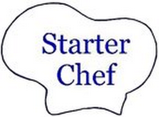 mark for STARTER CHEF, trademark #85043910