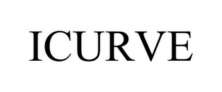mark for ICURVE, trademark #85043946