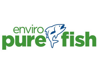 mark for ENVIRO PURE FISH, trademark #85044718