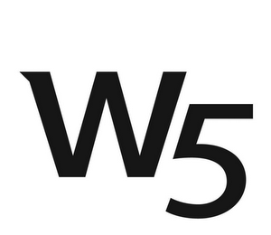 mark for W5, trademark #85045629