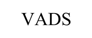 mark for VADS, trademark #85046197
