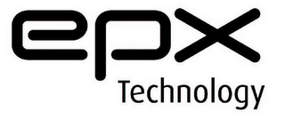 mark for EPX TECHNOLOGY, trademark #85048398