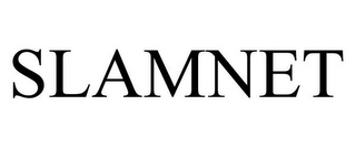 mark for SLAMNET, trademark #85049557