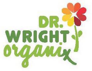 mark for DR. WRIGHT ORGANIX, trademark #85050003