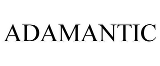 mark for ADAMANTIC, trademark #85050175