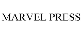 mark for MARVEL PRESS, trademark #85051441