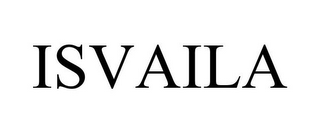 mark for ISVAILA, trademark #85051553