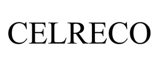mark for CELRECO, trademark #85051758
