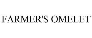 mark for FARMER'S OMELET, trademark #85051770
