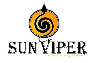 mark for SUN VIPER SOLAR TRACKING SYSTEM, trademark #85052643
