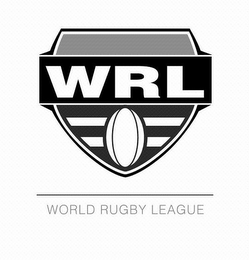 mark for WRL WORLD RUGBY LEAGUE, trademark #85054020