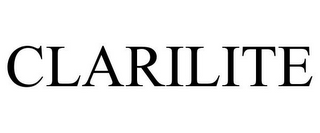 mark for CLARILITE, trademark #85054197