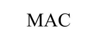 mark for MAC, trademark #85054338