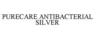 mark for PURECARE ANTIBACTERIAL SILVER, trademark #85054918
