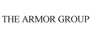 mark for THE ARMOR GROUP, trademark #85054985
