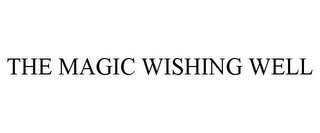 mark for THE MAGIC WISHING WELL, trademark #85057267