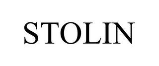 mark for STOLIN, trademark #85057274
