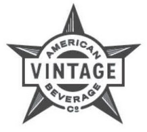 mark for AMERICAN VINTAGE BEVERAGE CO, trademark #85058662