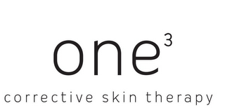mark for ONE 3 CORRECTIVE SKIN THERAPY, trademark #85059026