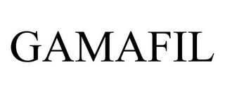 mark for GAMAFIL, trademark #85059079