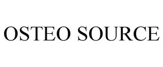 mark for OSTEO SOURCE, trademark #85059745