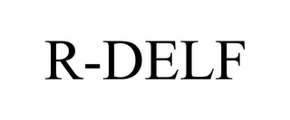 mark for R-DELF, trademark #85060392