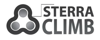 mark for STERRA CLIMB, trademark #85060696