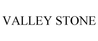 mark for VALLEY STONE, trademark #85061093