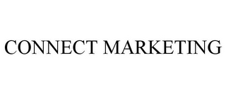 mark for CONNECT MARKETING, trademark #85061221