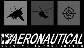 mark for AERONAUTICAL SYSTEMS, INCORPORATED, trademark #85061312