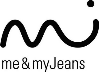 mark for ME & MY JEANS, trademark #85063187