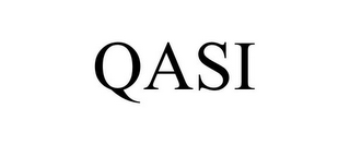 mark for QASI, trademark #85065045