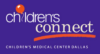mark for CHILDREN'S CONNECT CHILDREN'S MEDICAL CENTER DALLAS, trademark #85065553