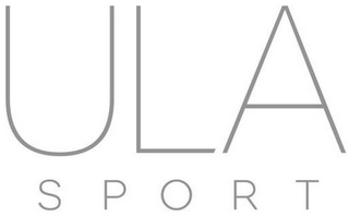 mark for ULA SPORT, trademark #85065801