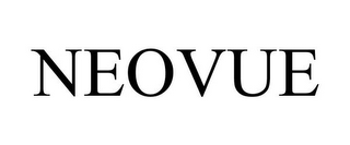 mark for NEOVUE, trademark #85066140