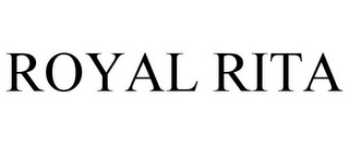 mark for ROYAL RITA, trademark #85066983