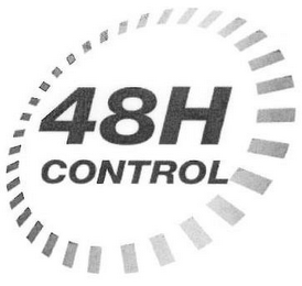 mark for 48H CONTROL, trademark #85067320
