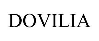 mark for DOVILIA, trademark #85067792