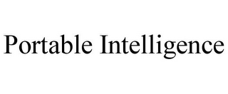mark for PORTABLE INTELLIGENCE, trademark #85068248