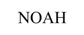 mark for NOAH, trademark #85070441