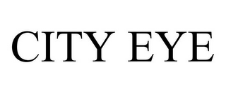 mark for CITY EYE, trademark #85070759