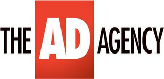 mark for THE AD AGENCY, trademark #85070787