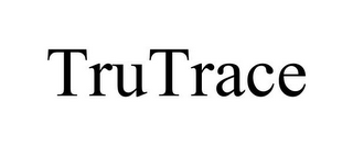 mark for TRUTRACE, trademark #85071864