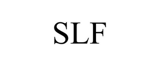 mark for SLF, trademark #85072834