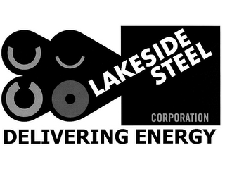mark for LAKESIDE STEEL CORPORATION DELIVERING ENERGY, trademark #85075160