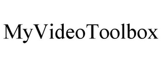 mark for MYVIDEOTOOLBOX, trademark #85076571