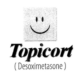 mark for TOPICORT (DESOXIMETASONE), trademark #85080613