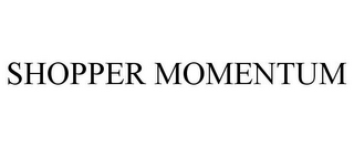 mark for SHOPPER MOMENTUM, trademark #85080975